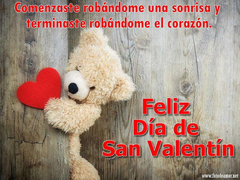 Foto de Amor: Feliz Día de San Valentín