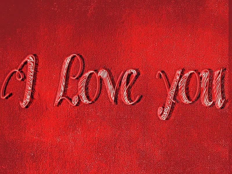 Imágenes bonitas I Love you