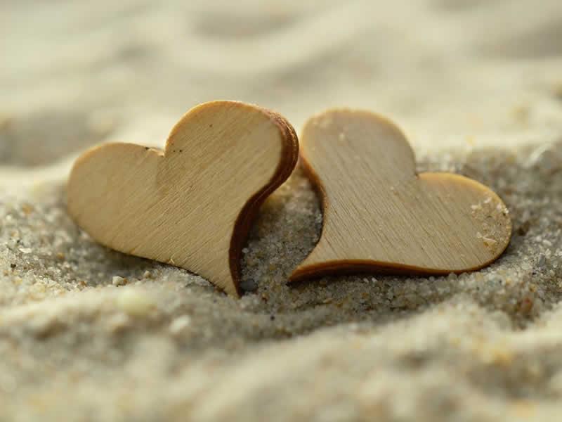 Foto de Amor: Foto de Corazones