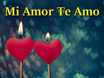 Foto de Amor: Mi Amor Te Amo